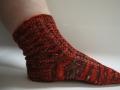 Pig Snout Sock Pattern