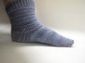 Button Sock Pattern